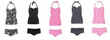 Ladies Hot Tuna Tankini Swimming Swim Bikini Swimsuit 8 10 12 14 16 18 20 22
