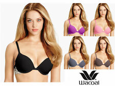 Wacoal Embrace Lace Moulded Padded Push Up Bra 858191 New Womens Lingerie
