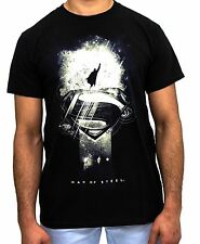 Superman man of steel mens/youth t shirt, WB DC comics official urban teeshirts