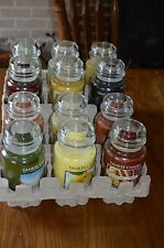 Yankee Candle 22oz Large Jars Yellow Label * choose scent * HTF Rare, retired
