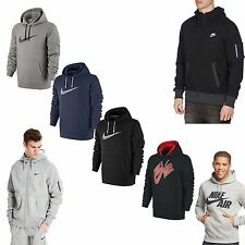 Nike Fleece And Foundation Mens Women Top Pullover Jumper Hooded Present