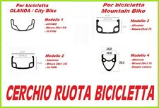 CERCHIO ruota ideale bicicletta City Bike - Olanda - Mountain Bike - Misura 26""