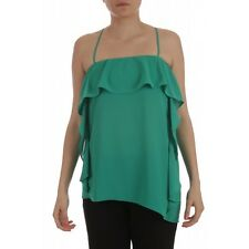 Donna Top Maglia LIU JO F16135 T8969 85841 Green 1/G PRIMAVERA ESTATE 2016