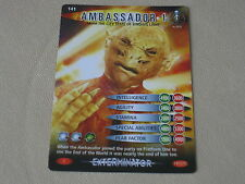 Doctor Who Battles In Time - Ambassador 1 (From The City State Of  Card (141)
