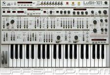 D16 LuSH-101 Roland SH-101 Synthesizer Plugin eDelivery JRR Shop