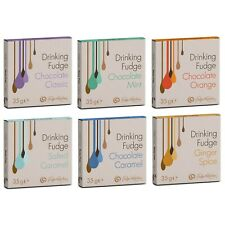 Drinking Fudge Kitchen Liquid Hot Chocolate Assorted Flavours Gifts (1, 4, 6, 9)