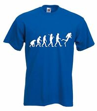 Evolution of Diving T-Shirt Dive Tshirt Water Sport T Shirt Water Ski Size S-XXL