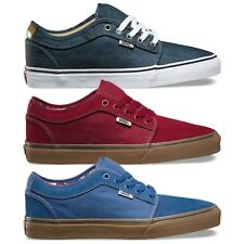 """VANS SHOES CHAUSSURES NEUF """"Chukka Low"""" Pro SKATE Original Homme BASKET 3 Col"""