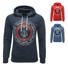 Smith & Jones Herren Hoodie Kapuzenpullover Sweatshirt Sweatjacke Color Mix -38%