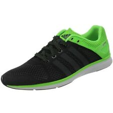 new product 116d2 383c0 Adidas Adizero Feather PrimeKnit 2.0 mens running shoes blackgreen  trainers