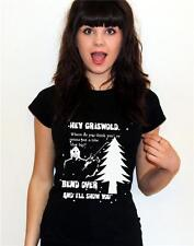 National Lampoons CHRISTMAS VACATION - Chevy Chase movie quote ladies t-shirt.