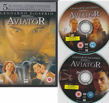 The Aviator (DVD, 2004, 2-Disc Set), Leonardo DiCaprio