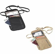 Sea To Summit STSATLNW5 Travelling Light Travel Functional Money Neck Wallet