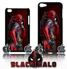 DEADPOOL CASE/COVER FOR  APPLE IPOD TOUCH 4/4G & 5/5G #Chimichangas