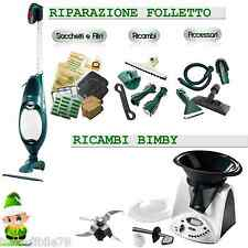 Accessori Compatibili Vorwerk kobold sacchetti per folletto