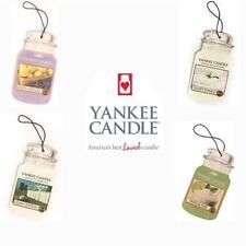 Yankee Candle Car Jar Air Freshener 2D - All Fragrances FREE P&P