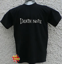 DEATH NOTE Deathnote logo Anime cult movie cool T shirt All Sizes