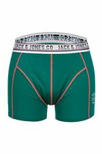 Jack & Jones Herren Boxershorts Adelaide Men Boxer Shorts Trunks Modern Green -%