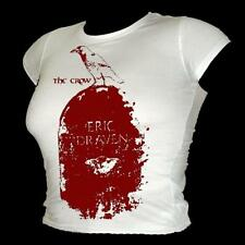 THE CROW Eric Dravens headstone - Brandon Lee film THE CROW ladies T-shirt