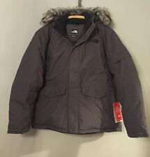 The North Face Ice Jacket, Parka, Graphite Grey, Authentic, Size XL,  RRP £300