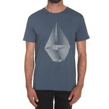 Volcom Herren T-Shirt SHAPE SHIFTER - AIRFORCE BLUE