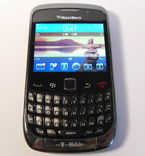 BlackBerry Curve 3G 9300 - Black & Silver (Unlocked) Mobile Smartphone QWERTY