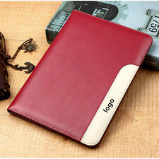 Premium Quality Soft Leather Case Cover For Apple iPad 2/3/4 Air 2/6 Mini 1/2/3
