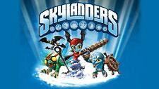 SKYLANDERS GIANTS SWAP FORCE TRAP TEAM SUPER CHARGERS  PS3 XBOX 360 Wii