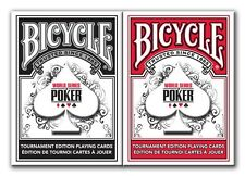 CARTE DA GIOCO BICYCLE WORLD SERIES OF POKER,poker size