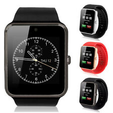 Smart Watch Sim Card Bluetooth Connectivity For Iphone Android Phone Smartwatch