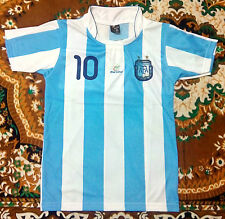 Messi Football Jersey T-Shirt (Check Size Before Buying)