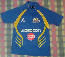 "IPL Mumbai Indians T-Shirt ""Check Size Before Buying"""