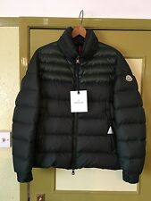 MONCLER DINANT DOWN JACKET PUFFER COAT MATTE SHINY GREEN 2 BNWT 100% AUTHENTIC