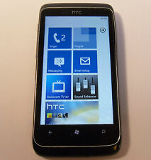 HTC 7 Trophy 8GB - Black (Unlocked) Smartphone Mobile  Windows