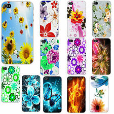 Patterned Silicone or Hard Case Cover For Apple iPhone 4 4s (Set 031)