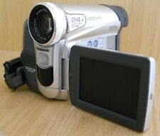Panasonic NV-GS11 Mini DV Video Camera / Camcorder w Accessories Made In Japan