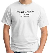 T-shirt TDM00257 some people are alive