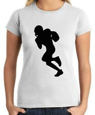 T-shirt Donna WC1018 American Football Player 4