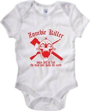 Body neonato TZOM0015 zombie killer