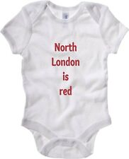 Body neonato WC0522 North London is red arsenal