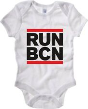 Body neonato WC0545 Run Barcelona BCN