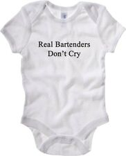 Body neonato BEER0272 Real Bartenders Don t Cry
