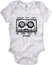 Body neonato FUN0025 02 06 2013 Mixtape Anatomy T SHIRT det