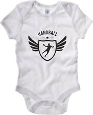 Body neonato SP0076 Handball Winged Maglietta