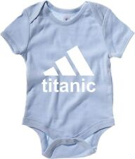 Body neonato T1069 titanic fun cool geek