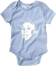 Body neonato T0481 Einstein fun cool geek