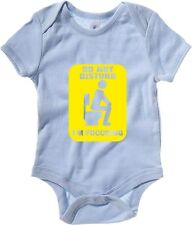 Body neonato T0144 do not disturb im focusing fun cool geek