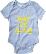 Body neonato T1029 avanti fino all alba fun cool geek