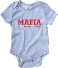 Body neonato OLDENG00573 mafia made in italy