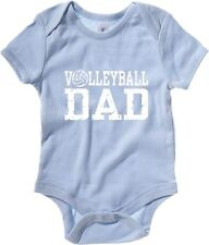 Body neonato OLDENG00823 volleyball dad